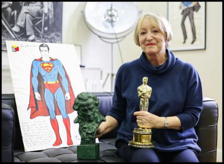 Muere Yvonne Blake, presidenta de Honor de la Academia de Cine y diseñadora del mítico traje de Superman