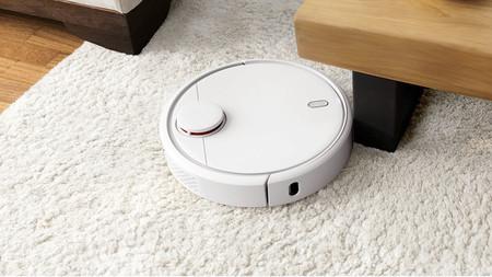 Xiaomi Mi Robot Vacuum, un aspirador que puedes controlar desde tu móvil, por 272 euros