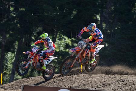 Duelo en KTM: Herlings se impone a Cairoli en el MXGP de Argentina y Jonass sigue ganando en MX2
