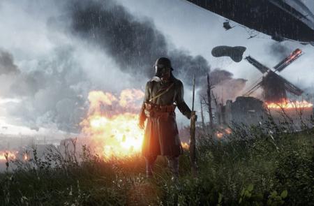 Battlefield 1 nos muestra su primer gameplay y te aseguramos que te quedarás con la boca abierta