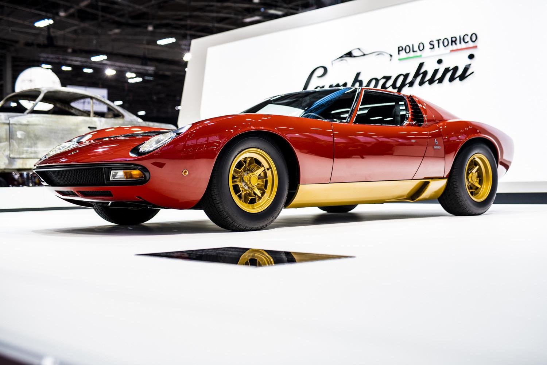 Foto de Lamborghini Miura SV de Jean Todt (7/37)