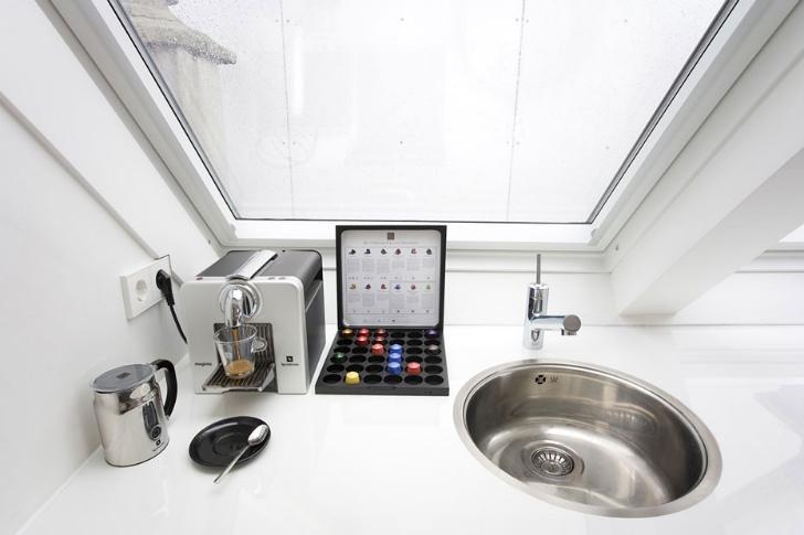 Puertas abiertas: apartamentos Maff en La Haya