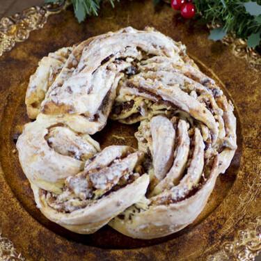 Trenza de canela o estonian kringle: receta de pan dulce para lucirse en Navidad