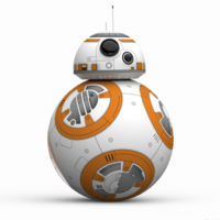 ¿Te apasiona Star Wars? Solo hoy, el pizpireto droide BB-8 controlable por móvil a 109,99 €