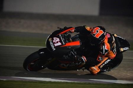 Aleix Espargaró lidera el arranque del test de Catar de MotoGP