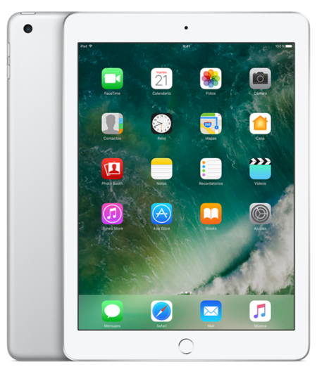 Apple Ipad Wi Fi 32gb Silver