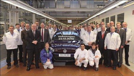 Volkswagen fabrica su coche 111.111.111