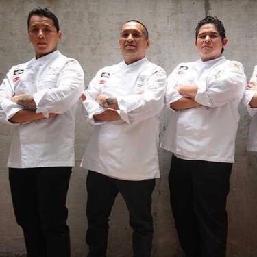 México gana el octavo lugar en la prestigiosa Copa Mundial de Pastelería en Lyon, Francia, en la categoría de buffet temático inspirado en la naturaleza