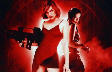 Resident Evil Poster Pelicula