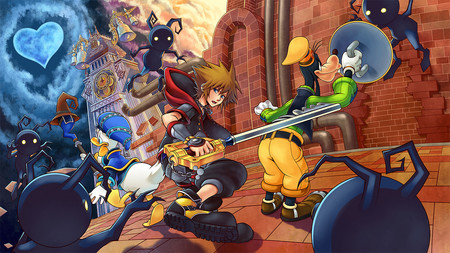 Kingdom Hearts Hd 2 8 Analisis Review Con Precio Y Experiencia De