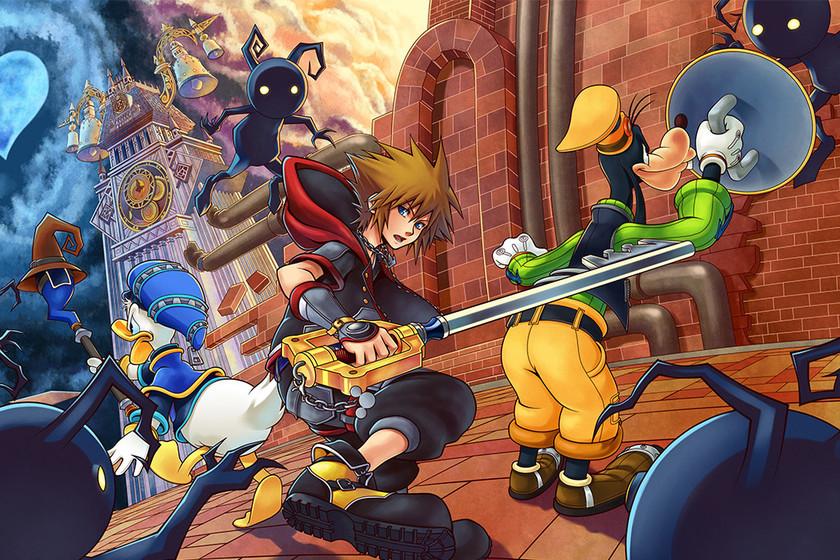 Kingdom Hearts Hd 2 8 Analisis Review Con Precio Y Experiencia De