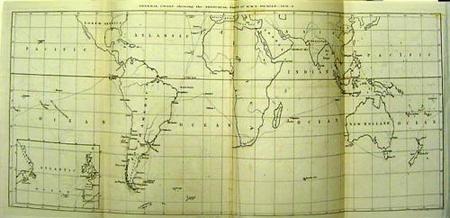 mapa beagle