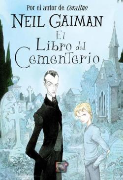 el libro del cementerio portada