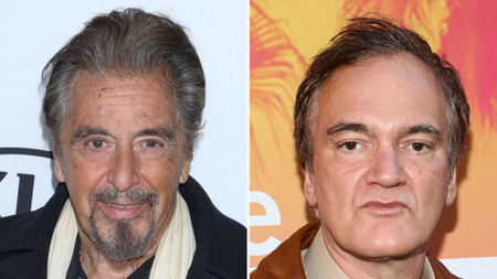 Tarantino amplía el reparto de 'Once Upon a Time in Hollywood' y dirigirá por primera vez a Al Pacino