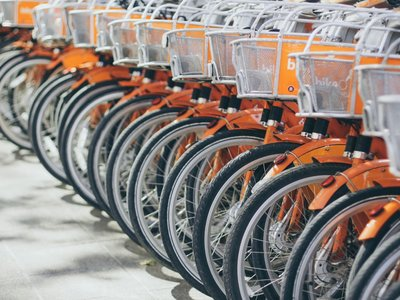 Apple Maps ahora muestra información de bicicletas públicas, también en varias ciudades españolas