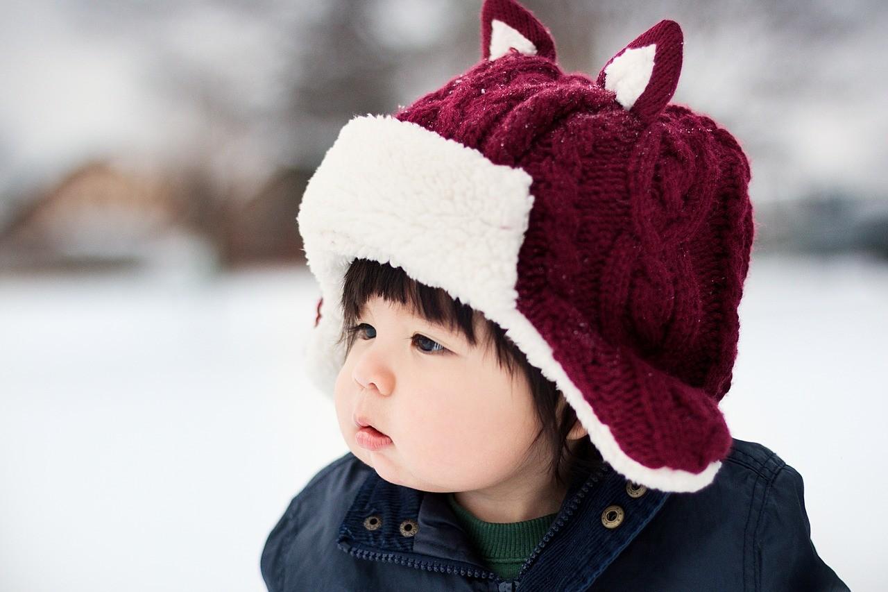 9179e4c4d Cómo abrigar correctamente a bebés y niños