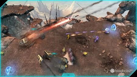 Halo: Spartan Assault llegará a Windows 8 y Windows Phone 8