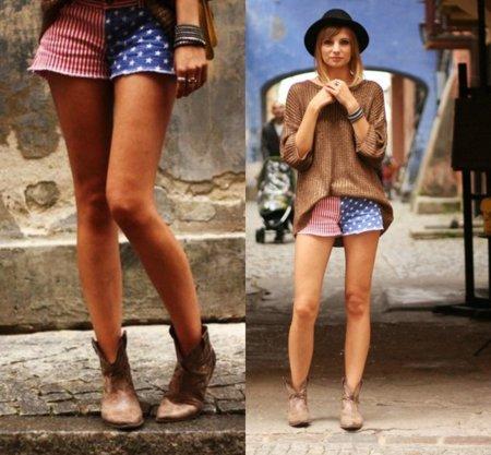 Shorts EEUU
