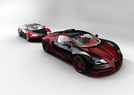 Bugatti Veyron primero y último