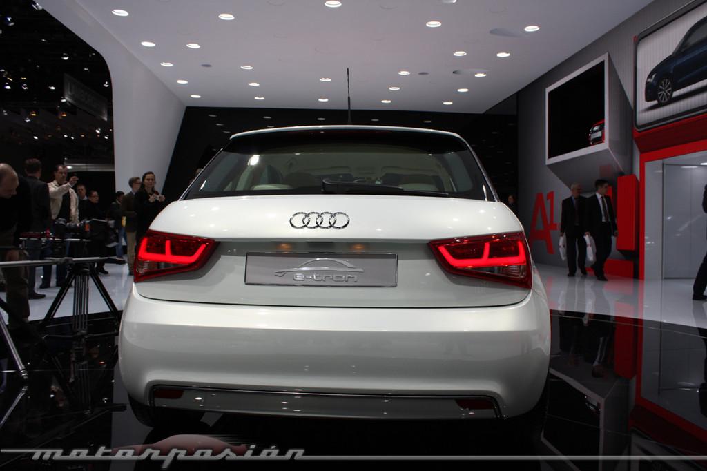 Foto de Audi A1 y A8 híbridos en el Salón de Ginebra (15/18)