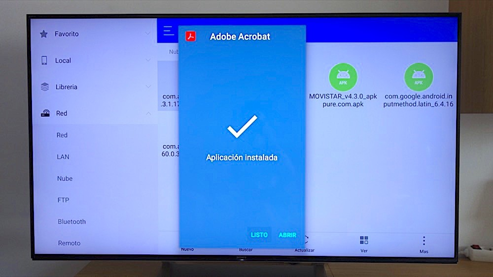 Android Tv 6