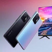 Reservando el nuevo Xiaomi Mi 11T 5G en El Corte Inglés te llevas una smart TV Xiaomi Mi Smart TV P1 de 32 pulgadas valorada en casi 300 euros