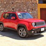 Manejamos el nuevo Jeep Renegade 2017, un SUV poco convencional y lleno de detalles