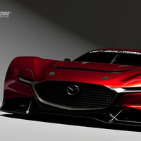 El Mazda RX-Vision GT3 Concept nos vuelve a hacer soñar con los rotativos: una bestia virtual de 562 CV para 'Gran Turismo Sport'