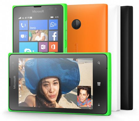 Microsoft Lumia 435 llega a México