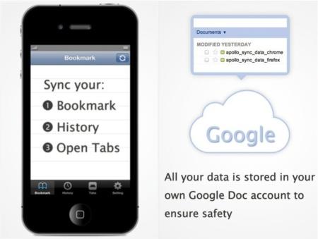 Chrome Sync Pro, sincroniza tus datos de navegación de Chrome con los de iOS