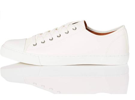 Zapatillas De Lona Blancas Amazon