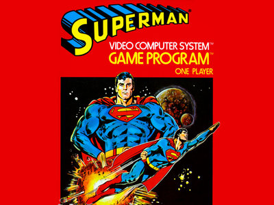 El primer juego de Superman, problemas de la industria española y los CDs de demos. All Your Blog Are Belong To Us (CCCLXXXVIII)
