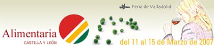 Alimentaria Castilla y León 2007