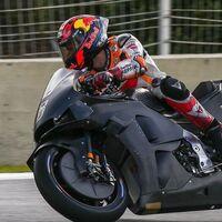 Stefan Bradl ya ha estrenado la Honda RC213V para MotoGP 2021 en los test de Superbikes en Jerez