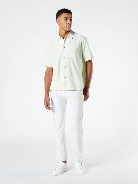 Men S Cottonized Hemp Short Sleeve Shirt