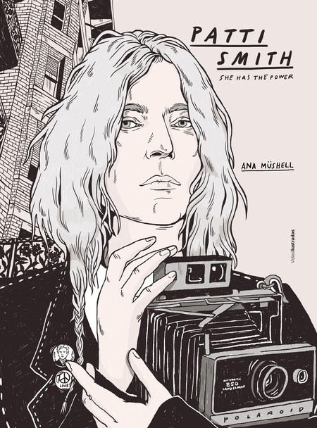 Portada Patti Smith Ana Mushell 201912191740