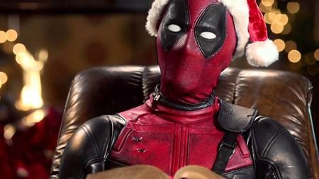 Deadpool navideño