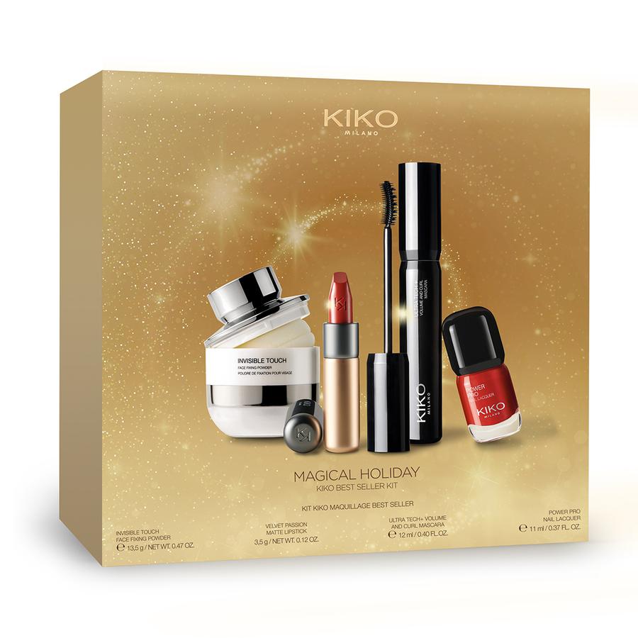 Magical Holiday Kiko Best Seller Kit