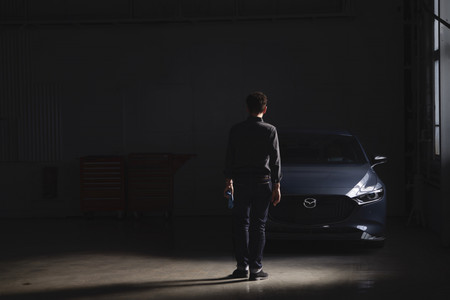 El Mazda 3 Turbo para Estados Unidos es más potente: 250 hp y más par debido al combustible