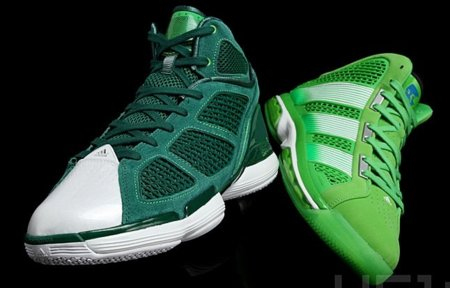 Zapatillas Adidas Basketball St. Patrick's Day