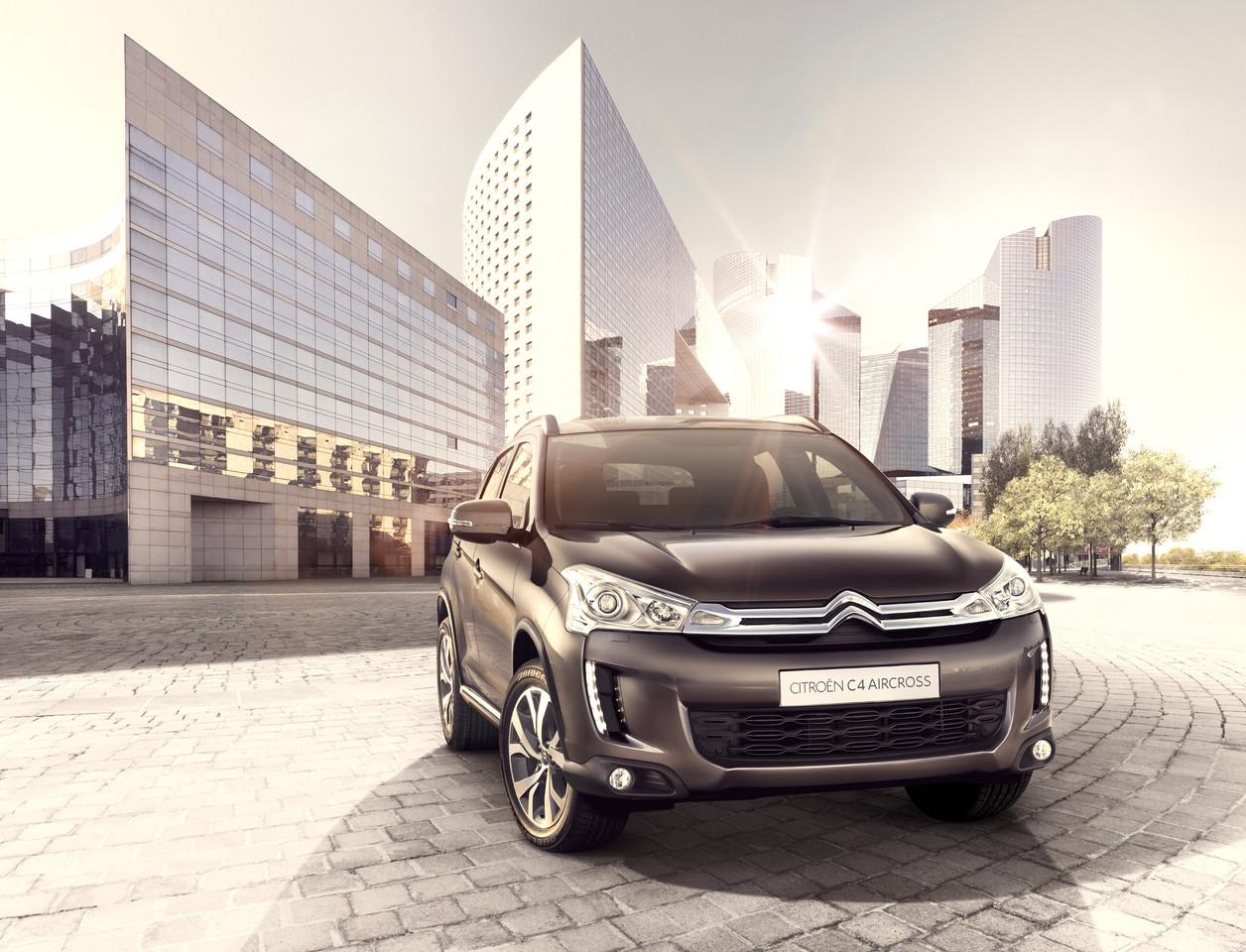 Foto de Citroën C4 Aircross (8/12)