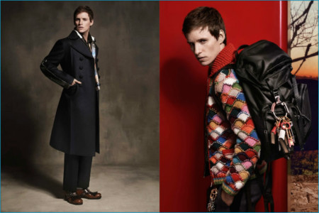 Eddie Redmayne 2016 Prada Campaign Fall Winter 003
