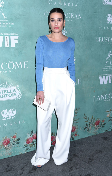 Lea Michele altura