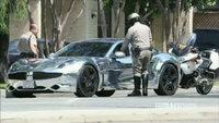 Multan a Justin Bieber por exceso de velocidad, ¡mal karma!
