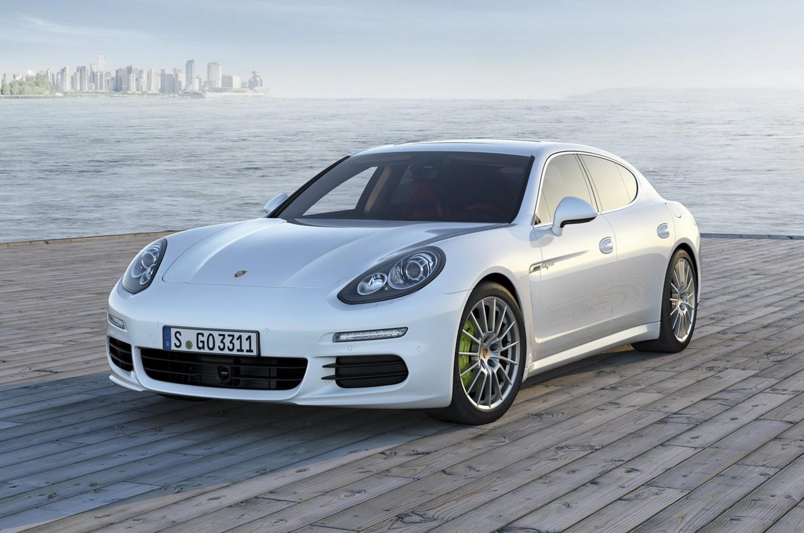 Foto de Porsche Panamera 2014 (filtradas) (2/9)