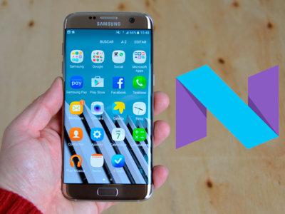 Samsung podría actualizar sus flagship a Android N antes de final de año, ¿lo conseguirán?