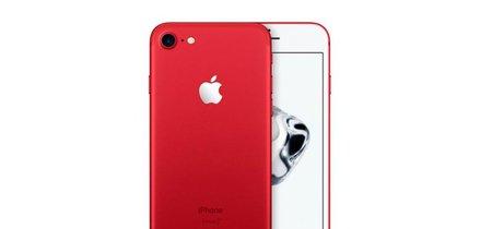 Que no se te escape el iPhone 7 de 256 GB edición (RED): PcComponentes lo tiene por 769 euros