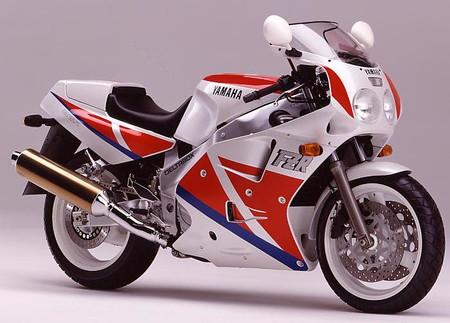 Yamaha Fzr 1000 Exup 1
