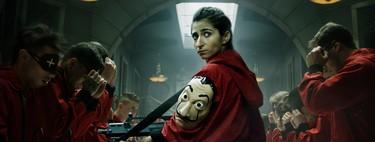 Por qué acabar 'La casa de papel' en la temporada 5 es la mejor decisión para el bombazo de Netflix