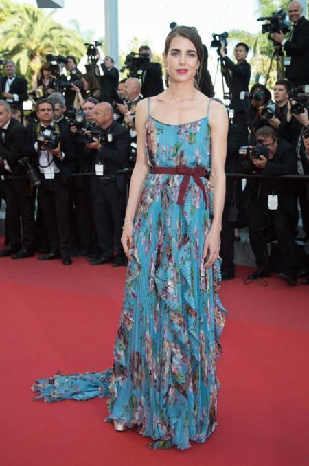 Carlota Casiraghi Cannes 2015